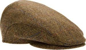Brązowa czapka LANCERTO