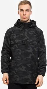 Czarna kurtka Iriedaily w militarnym stylu