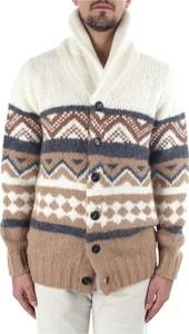Sweter Brunello Cucinelli w młodzieżowym stylu