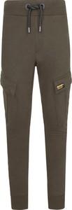 Spodnie sportowe Superdry w stylu casual z dresówki