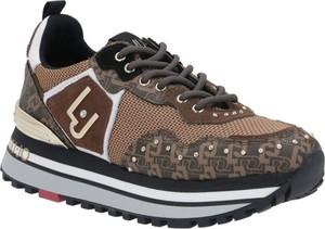 Buty sportowe Liu-Jo na platformie sznurowane