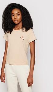 Bluzka Calvin Klein Underwear z krótkim rękawem