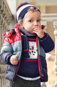 Kurtka dziecięca Mayoral z tkaniny
