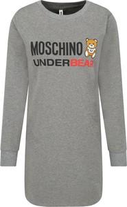 Bluza Moschino Underwear krótka