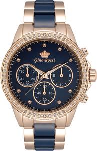Zegarek Gino Rossi ROCCA rosegold gt