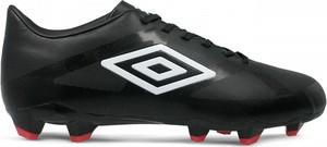 Czarne buty sportowe Umbro w sportowym stylu