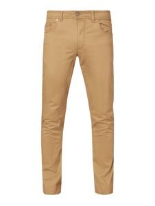 Żółte spodnie Christian Berg Men