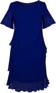9002697734 sukienki szyfonowe dla puszystych - stylowo i modnie z Allani