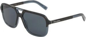 Dolce & Gabbana OKULARY DOLCE&GABBANA DG 4354 320980 58