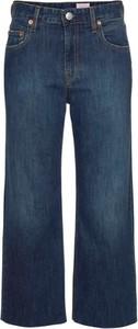 Niebieskie jeansy Herrlicher w street stylu z jeansu