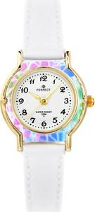 Zegarek na komunię damski PERFECT LP283-2A kolorowy