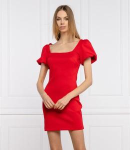 Czerwona sukienka Guess mini