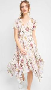 Sukienka ORSAY midi z dzianiny