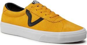 Vans Tenisówki Sport VN0A4BU6XW31 Żółty