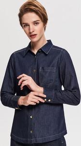 6e9c44cdfed54 koszule jeansowe damskie tanio. - stylowo i modnie z Allani