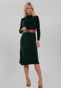 Sukienka Renee prosta w stylu casual