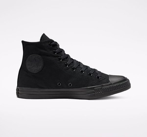 Trampki Chuck Taylor All Star Monochrome High Converse (black)