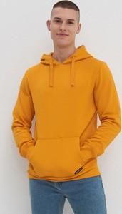 Pomarańczowy sweter House