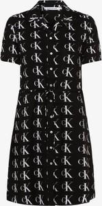 Sukienka Calvin Klein w stylu casual koszulowa