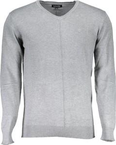 Sweter Enrico Coveri z dżerseju w stylu casual