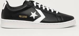 Buty sportowe Converse ze skóry sznurowane