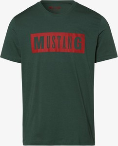 T-shirt Mustang z krótkim rękawem