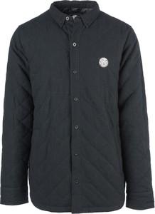 Czarna kurtka Rip Curl w stylu casual