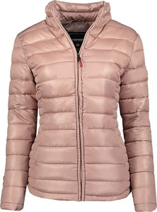 Różowa kurtka Anapurna w stylu casual krótka