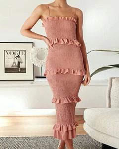 Różowa sukienka Kendallme mini