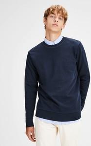 Granatowa bluza Jack & Jones w stylu casual