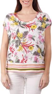 T-shirt Deha z krótkim rękawem