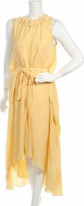 Sukienka Kaviar Gauche For Zalando z okrągłym dekoltem bez rękawów