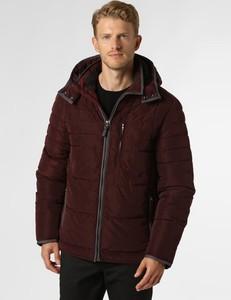 Czerwona kurtka Nils Sundström w stylu casual