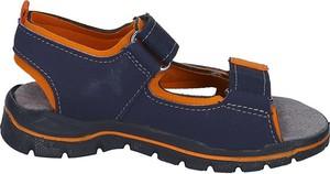 Buty dziecięce letnie Ricosta na rzepy ze skóry