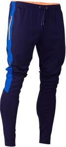 Granatowe spodnie Kipsta