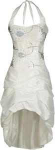 Sukienka Fokus asymetryczna midi