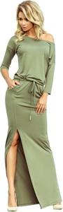 Zielona sukienka Moda Dla Ciebie