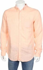 Różowa koszula Country Road z długim rękawem