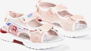 Różowe sandały Royalfashion.pl