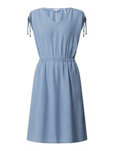 Niebieska sukienka S.Oliver mini