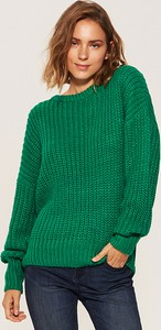 Zielony sweter House