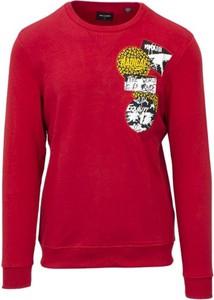 Czerwona bluza Only & Sons