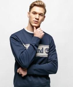 Niebieska bluza Timberland