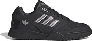 Buty sportowe Adidas ze skóry