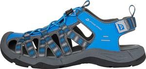 Niebieskie sandały Lavard