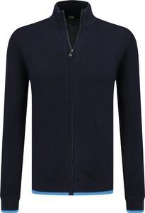 Sweter Karl Lagerfeld z wełny w stylu casual