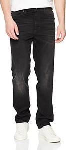 Czarne jeansy Mustang