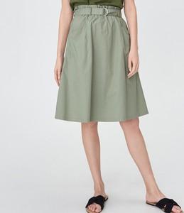 Zielona spódnica Sinsay w stylu casual