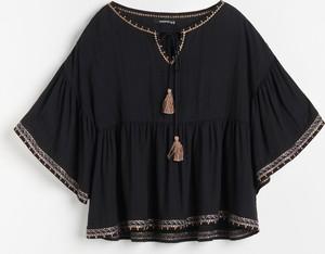 Bluzka Reserved w stylu boho