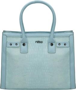 Niebieska torebka NOBO do ręki